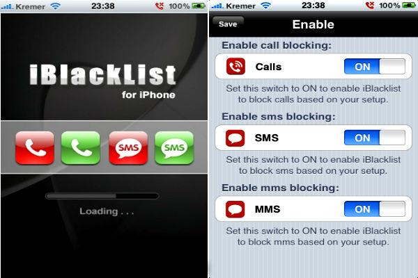 bloquear llamadas número oculto iOS