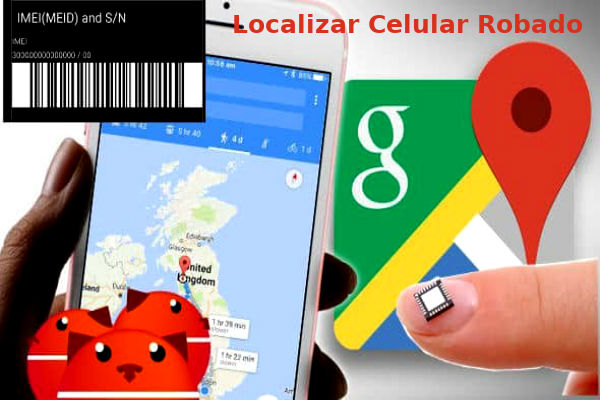 localizar celular robado