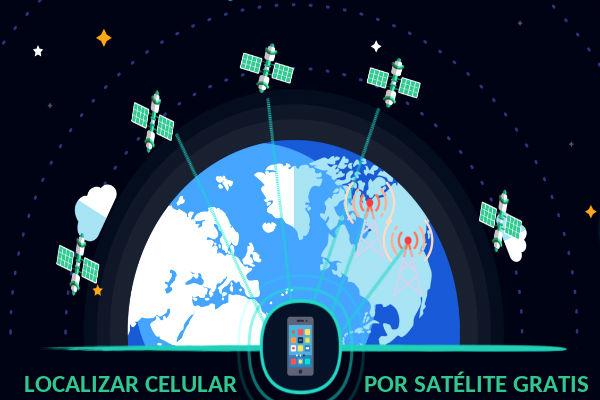 Localizar número de celular por satélite gratis