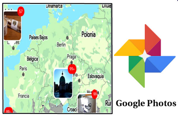 localizar movvil apagado google fotos