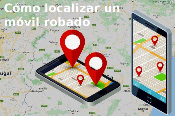 localizar un móvil robado