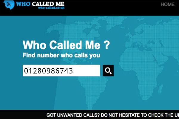 averiguar número de teléfono whocalledme